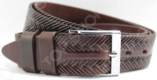 Ремень мужской Stilmark 1736996 septwolves мужской поясной ремень бизнес стиль