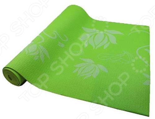 Zakazat.ru: Коврик для йоги и фитнеса Z-Sports BB8300. Цвет: салатовый