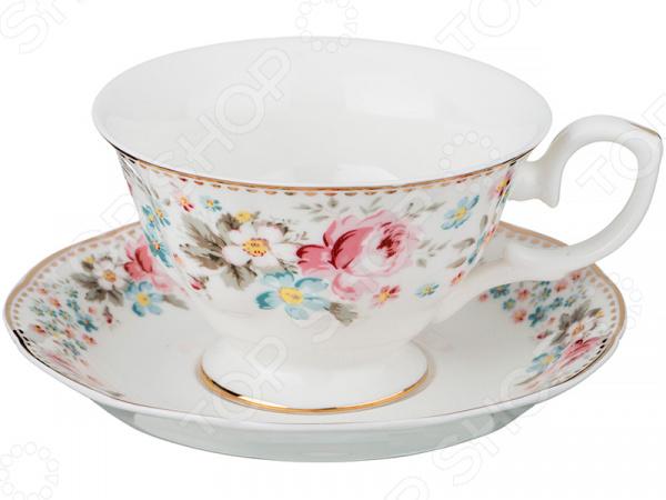 Чайная пара Lefard «Мадемуазель Кики» 54-384