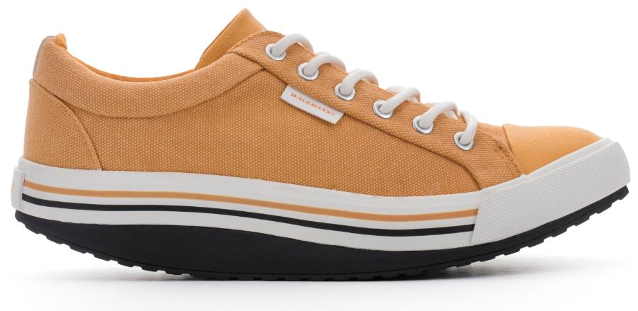 Кеды Walkmaxx Comfort 4.0. Цвет: оранжевый 3