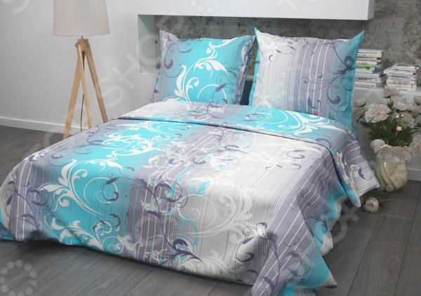Комплект постельного белья Fiorelly «Симфония». 1,5-спальный