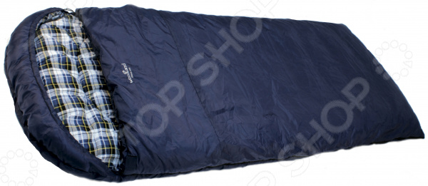 Спальный мешок WoodLand IRBIS 500 L спальный мешок woodland irbis 500 r
