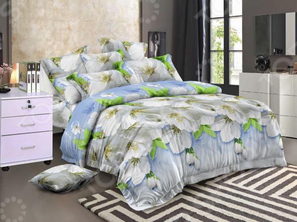 Комплект постельного белья Cleo 205-PS