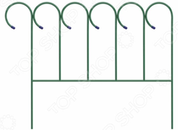 Забор декоративный «Барашек» 65041    /