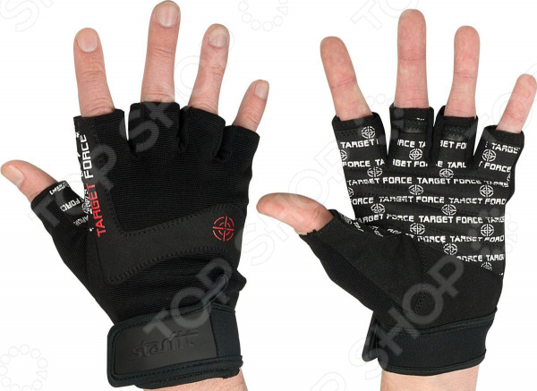 Перчатки для фитнеса Star Fit SU-118 Star Fit - артикул: 1564028