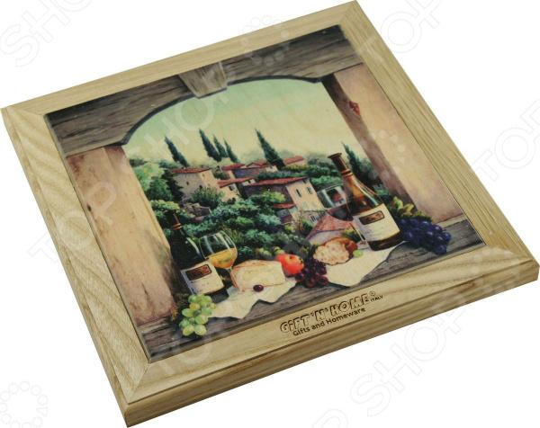 Подставка под горячее Gift'n'home «Завтрак в Тоскане»