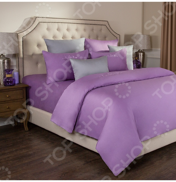 Комплект постельного белья Santalino «Богема» 985-004 для спальни