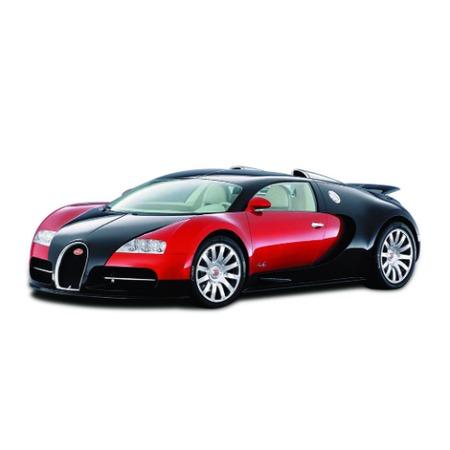 Автомобиль с аккумулятором на радиоуправлении 1:12 KidzTech Bugatti 16.4 Grand Sport