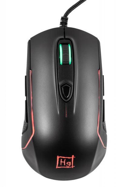 Мышь игровая Harper GM-P05