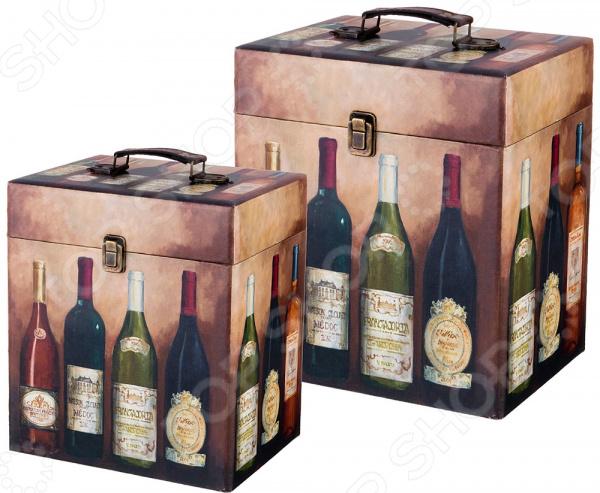 Комплект шкатулок Lefard «Винотека» 706-273