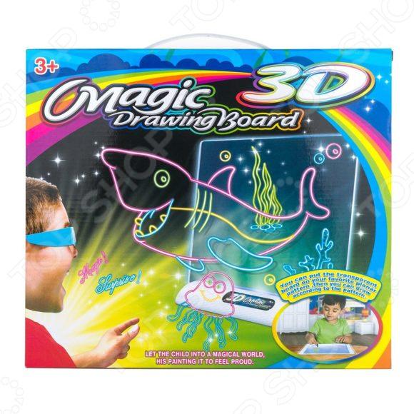 Доска для рисования Magic 3D Board «Океан»