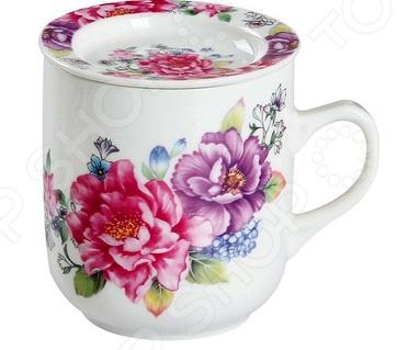 Кружка заварочная OlAff Mug Cover CM-MSCM-023 кружка заварочная olaff mug cover с ситечком 350 мл cm mscm 029