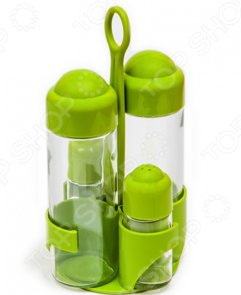 Набор емкостей для специй, масла и уксуса MoulinVilla V10121100434