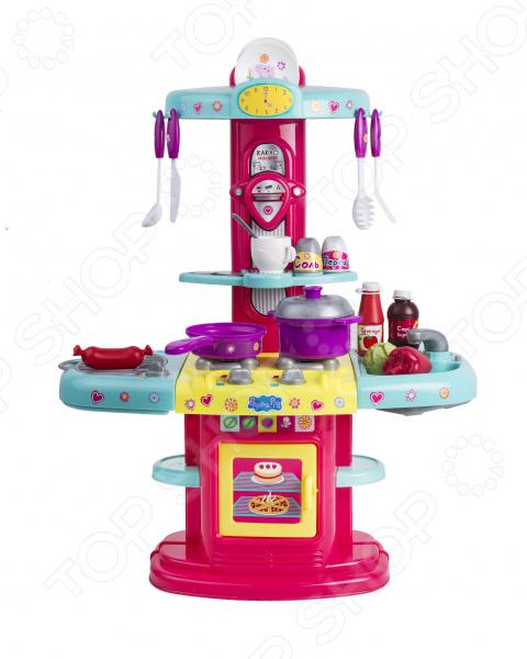 Кухня детская с аксессуарами Peppa Pig «Кухня Пеппы»