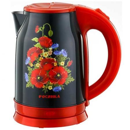 Купить Чайник Росинка РОС 1013 «Маки»