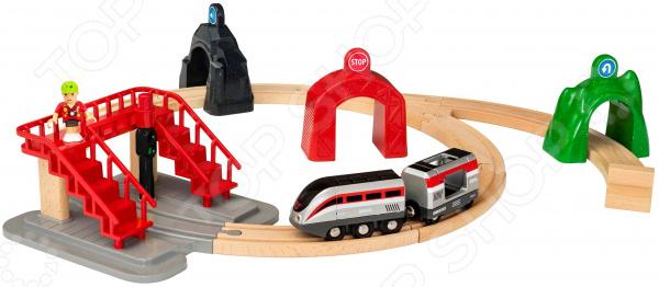 Игровой набор Brio «Железная дорога» brio железная дорога в городе