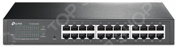 Коммутатор TP-Link TL-SG1024DE Easy Smart цены