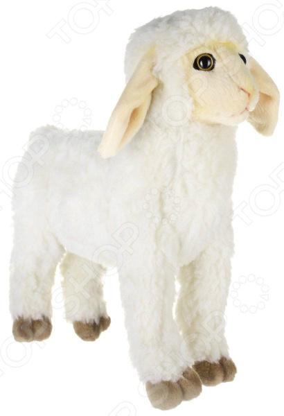 Hansa «Баран стоящий» мягкая игрушка hansa пони с мягкой набивкой 35 см