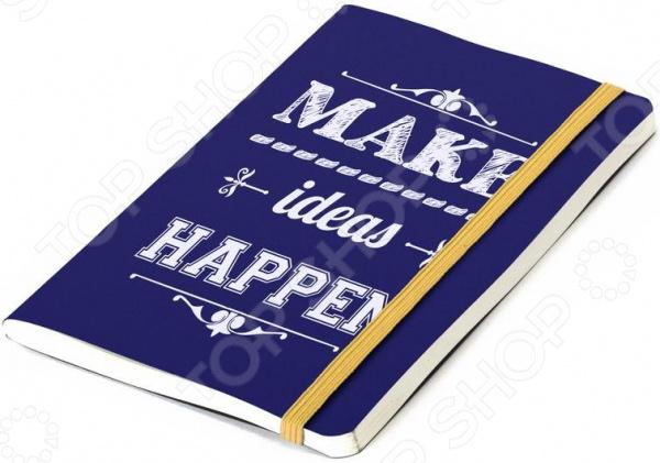 Записная книжка Balvi Inspiration. Цвет: синий