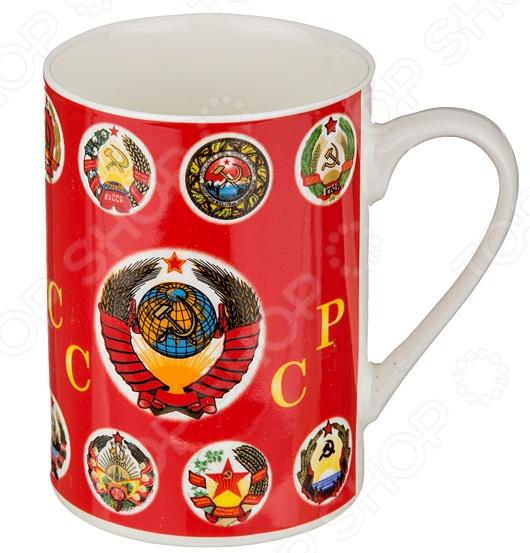 Кружка Lefard «СССР» 153-663
