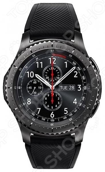 Смарт-часы Samsung Galaxy Gear S3 Frontier SM-R760