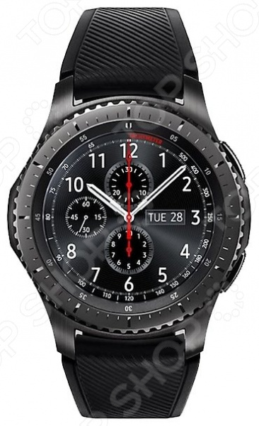 Смарт-часы Samsung Galaxy Gear S3 Frontier SM-R760 стилус other apple ipad samsung galaxy s3 i9300 21 eg0628