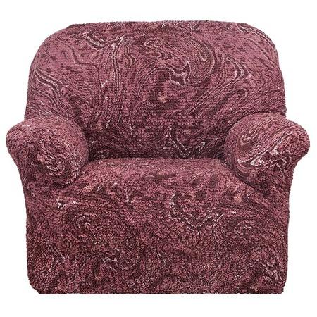 Купить Натяжной чехол на кресло Еврочехол «Виста. Руж»