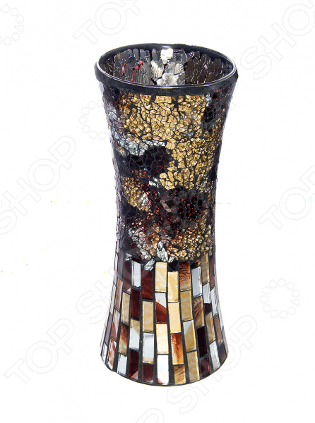 Ваза декоративная «Мозаика» 86708