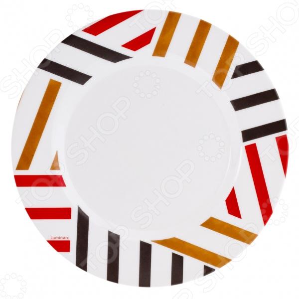 Тарелка суповая Luminarc Balnea тарелка глубокая luminarc balnea sun диаметр 22 см