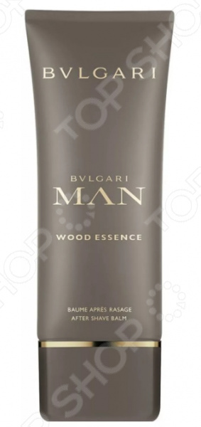 Бальзам после бритья BVLGARI Man Wood Essence бальзамы essence ultime бальзам blond