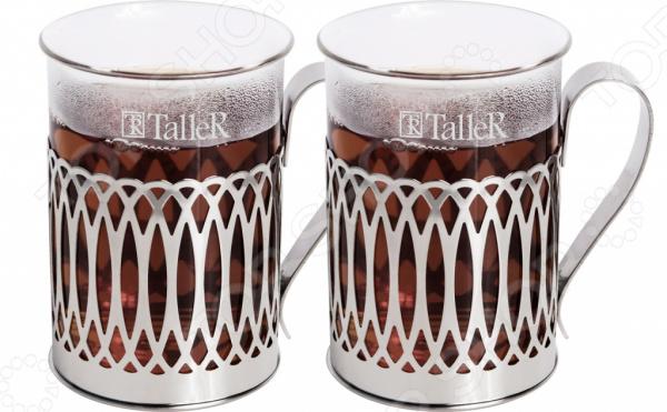 Чайная пара TalleR TR-2318 чайная пара taller tr 2308 200 мл