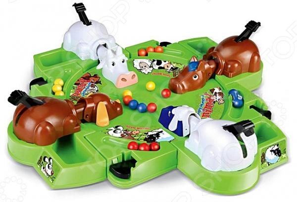 Игра настольная 1 Toy «Утро на ферме» игра настольная набор кубиков животные на ферме