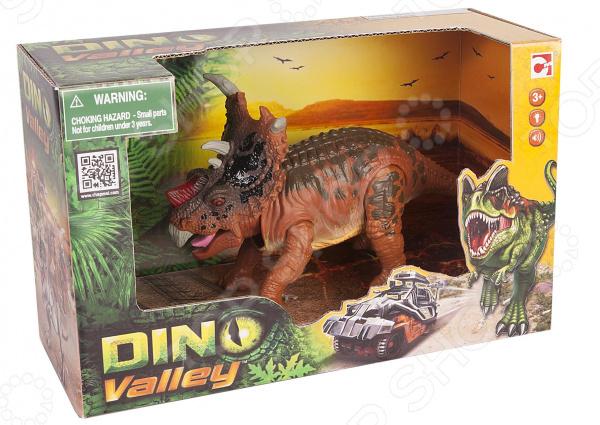 Фигурка со звуковыми эффектами Chapmei «Пахиринозавр»