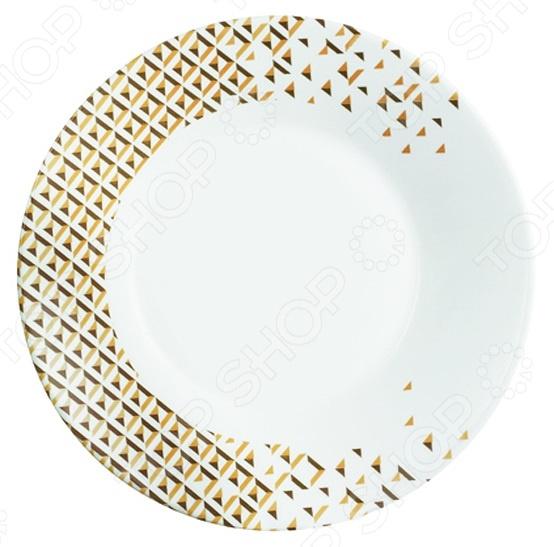цены Тарелка суповая Luminarc Loft Abacco