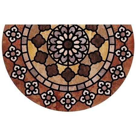Купить Коврик придверный Mohawk «Деревенский орнамент»