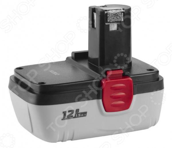 Батарея аккумуляторная Зубр ЗАКБ-12 N15 аккумулятор зубр закб 14 4 n15