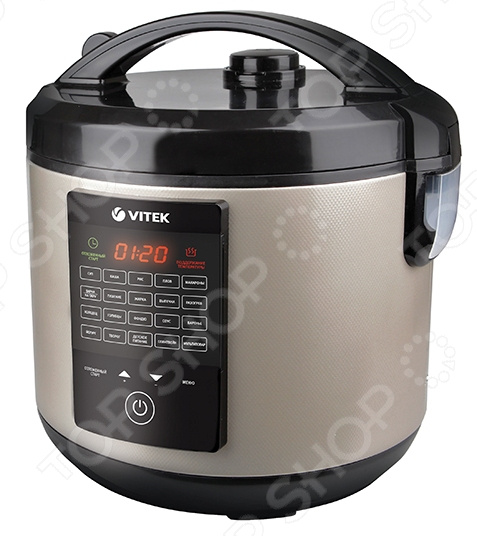 Мультиварка Vitek VT-4271 мультиварка vitek vt 4252 gd