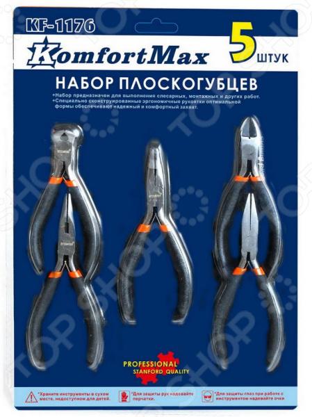 Набор инструментов KomfortMax KF-1176 набор инструментов komfortmax kf 1023