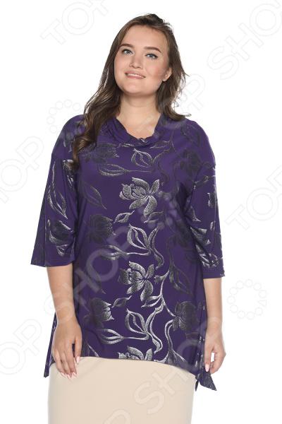 Туника VEAS «Приятная встреча». Цвет: фиолетовый туника матекс малиния цвет фиолетовый