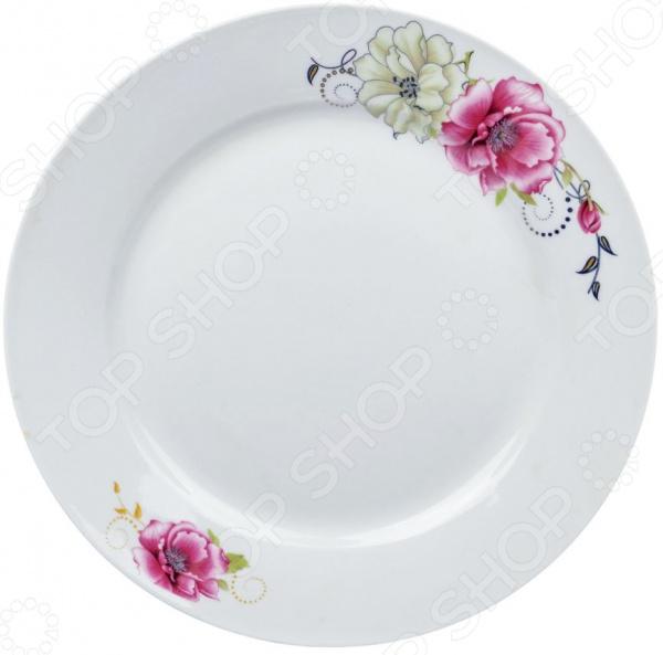Тарелка десертная Royal Union «Роза»