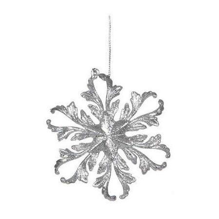 Купить Елочное украшение Christmas House «Снежинка»