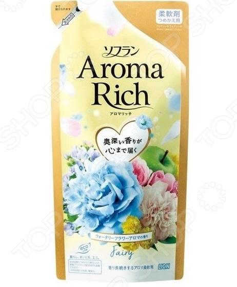 Кондиционер для белья Lion Aroma Rich Fairy 262985 high quality excavator seal kit for komatsu pc200 5 bucket cylinder repair seal kit 707 99 45220