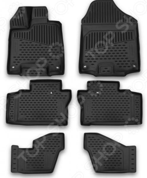 Комплект 3D ковриков в салон автомобиля Element Honda Pilot, 2016 dia 400mm 900w 120v 3m ntc 100k round tank silicone heater huge 3d printer build plate heated bed electric heating plate element