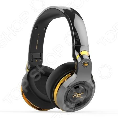 Гарнитура MONSTER ROC Sport Black Platinum Over-Ear гарнитура monster dna pro 2 0 white tuxedo
