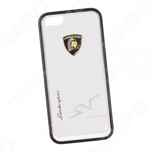 Чехол для iPhone 5/5S/SE Lamborghini