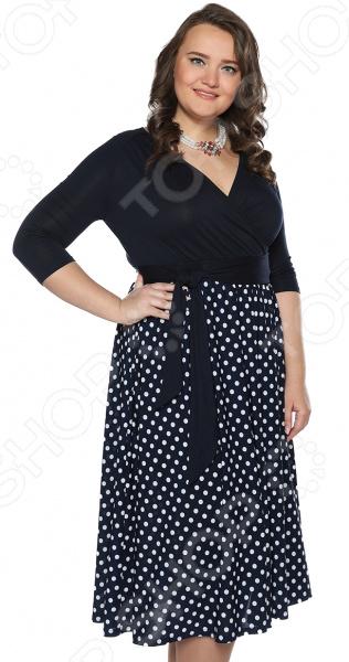 Платье Матекс «Ванильные мечты». Цвет: синий платье матекс уютная цвет синий