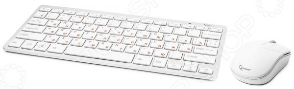 Клавиатура с мышью Gembird KBS-7001 USB цена