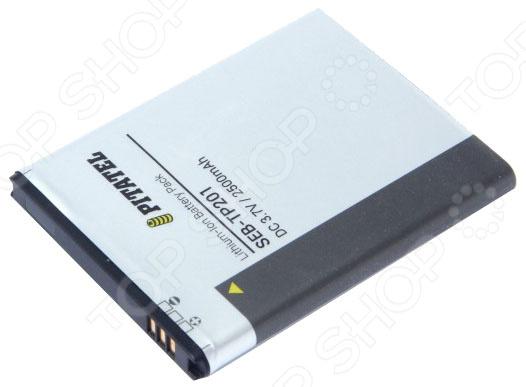 Аккумулятор для телефона Pitatel SEB-TP201 аккумулятор для телефона pitatel seb tp1204