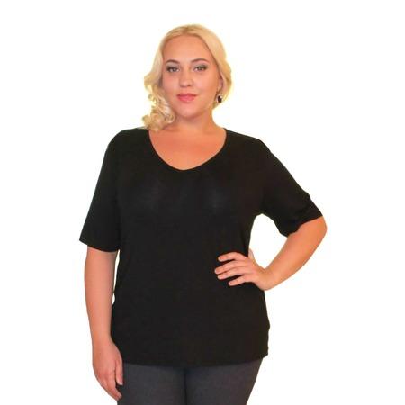 Купить Блуза Матекс «Андреа». Цвет: черный