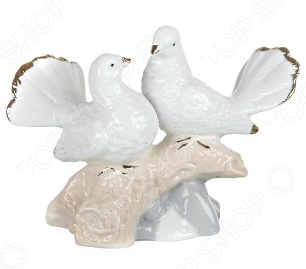 Фигурка декоративная Lefard «Голуби» 149-007 голуби николаевские в украине купить